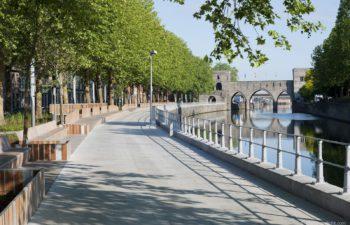 Quai des Salines à Tournai