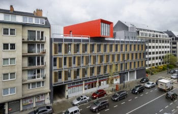 Immeuble de bureaux à Jambes