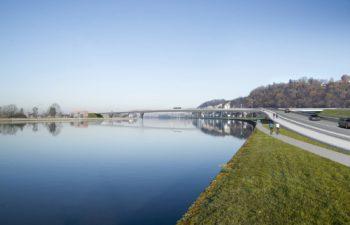 Wegverbinding en nieuwe brug voor Trilogiport