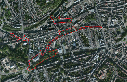 Verviers – Convivial city – Renovation of the public area of the city centre