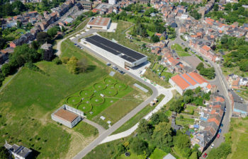 Drinking water treatment plant for CILE in Ans-Liege