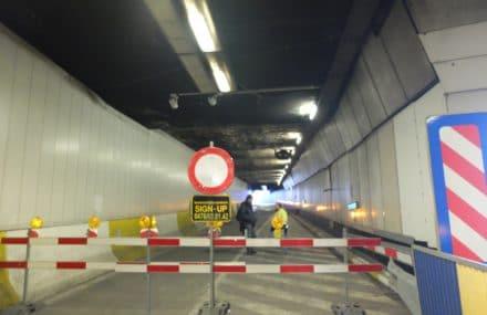 Tunnel Stéphanie: une réouverture durant l'été