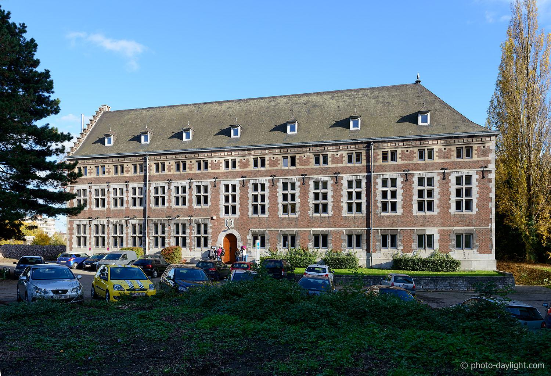 Bureau Greisch R 233 Novation Des Toitures De L Abbaye Du