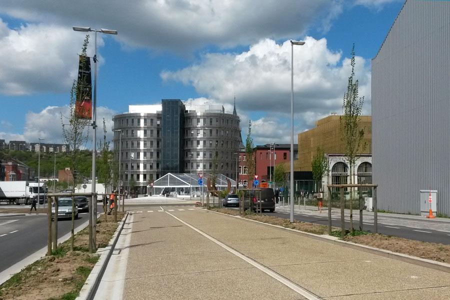 Bureau Architecture Greisch : Bureau greisch liège guillemins railway station