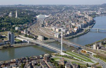 Pays de Liège bridge