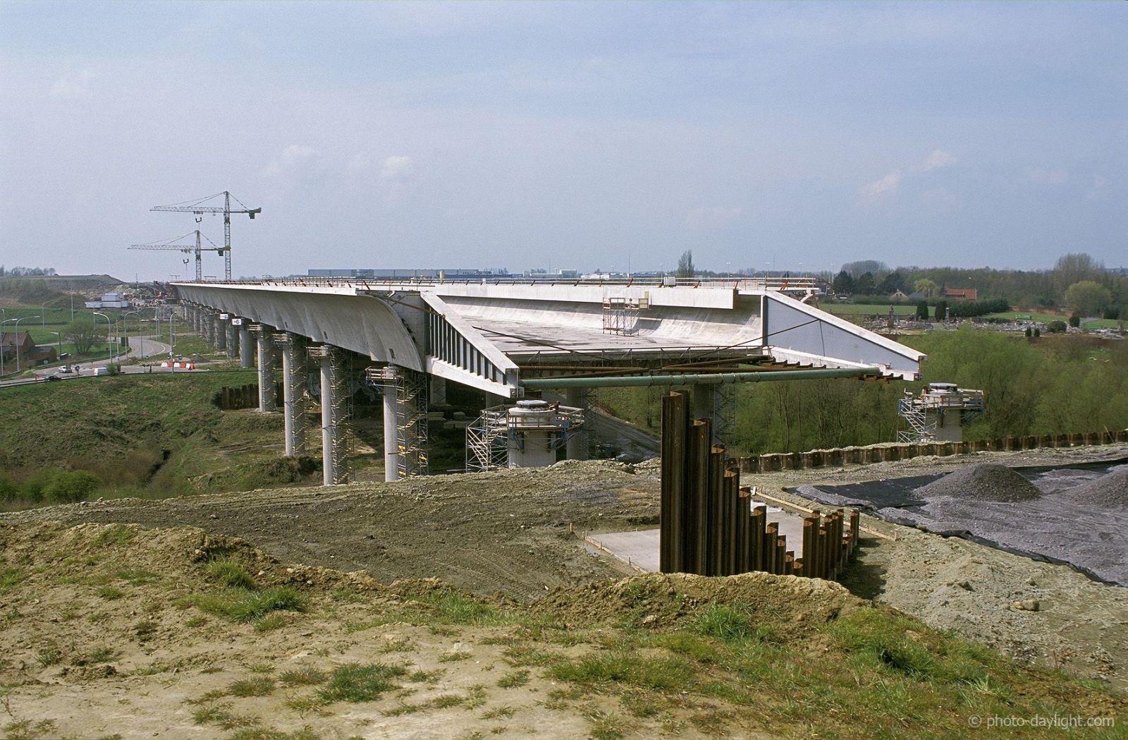 Bureau Greisch Pont Canal Du Sart
