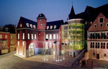 Vernieuwing van de Hôtel Desoër de Solières te Luik