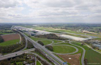 Liège-Airport – Allongement piste principale