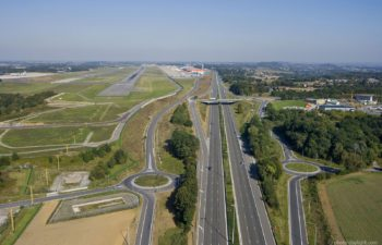 Liege-Airport – West bypass road