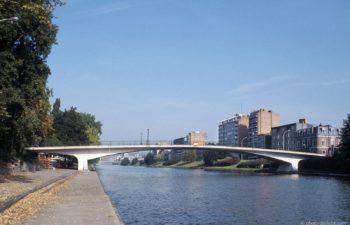 Pont Mativa à Liège