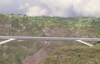 Grande ravine bridge