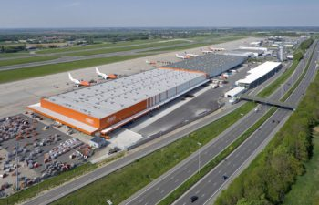 Liege-Airport – TNT extension