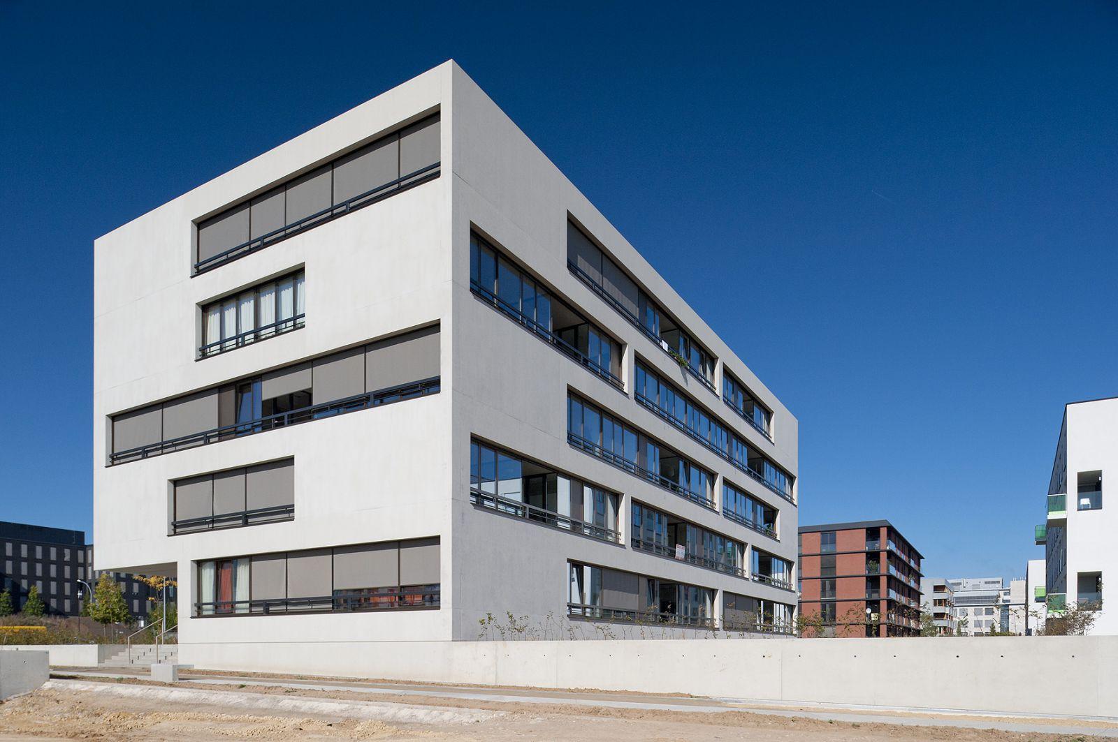 bureau greisch building gr newald 14 in luxembourg. Black Bedroom Furniture Sets. Home Design Ideas