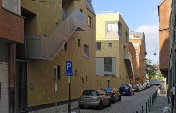 Sociale woningen volgens de passiefnorm in Brussel