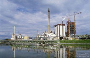Burgo-Ardennes in Harnoncourt – Turbine building