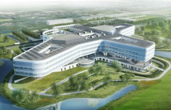 Ziekenhuis te Knokke-Heist