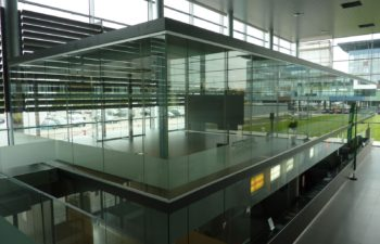Liege-Airport offices