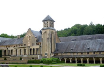 Brewery of Orval abbey