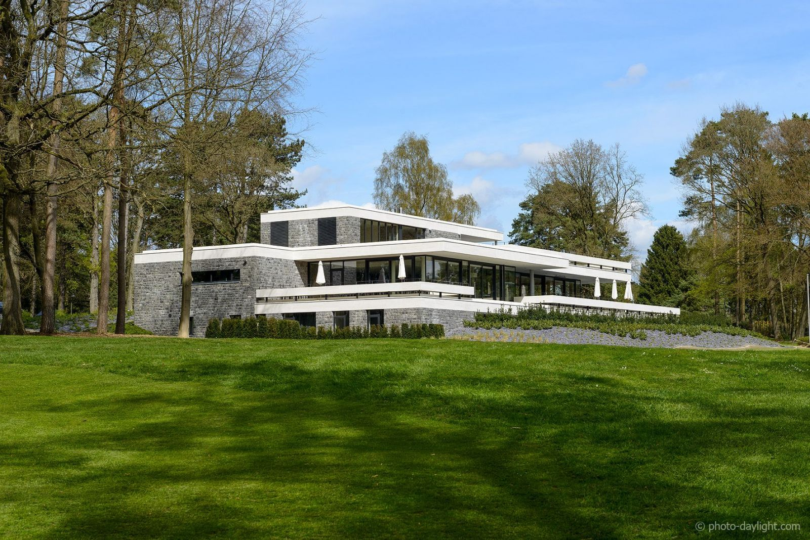 bureau greisch royal golf club du sarttilman