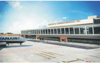 Brussels South Charleroi Airport – extension du terminal passager