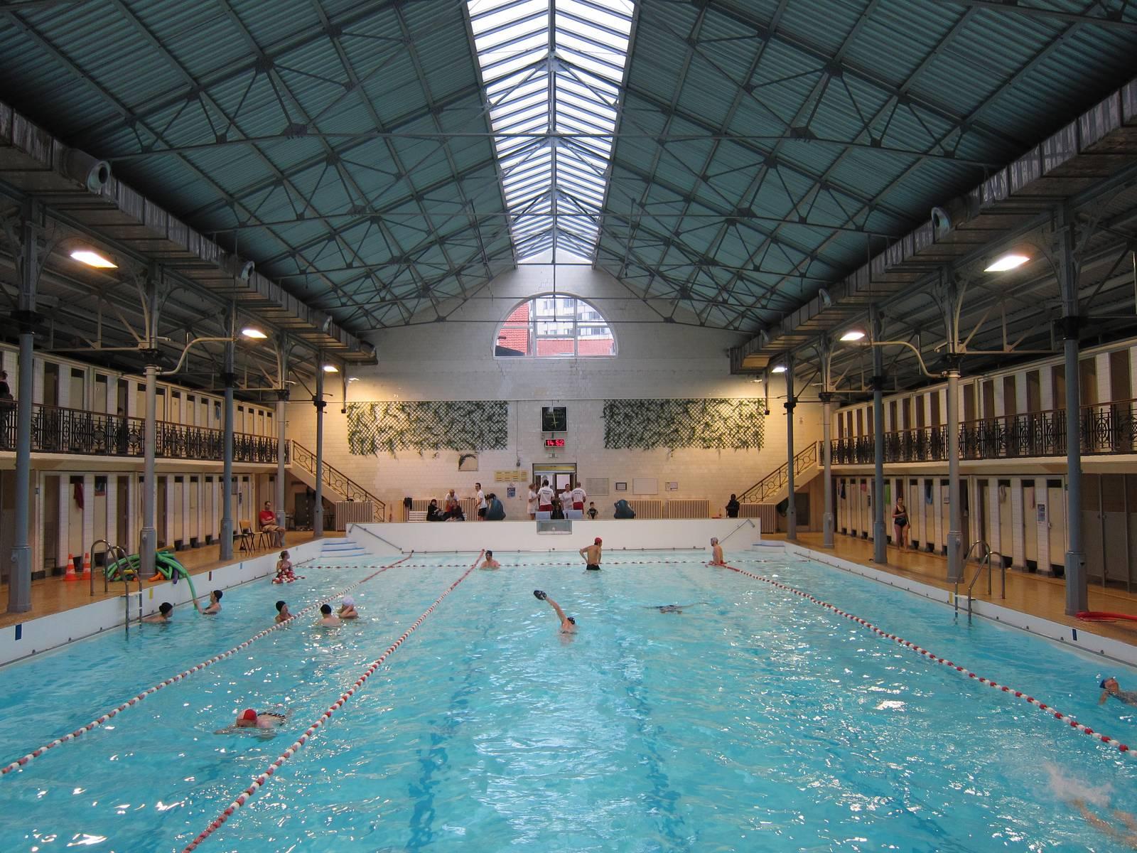 bureau greisch piscine communale d 39 ixelles