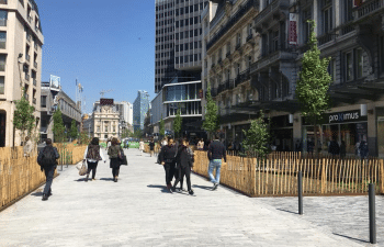 "Redevelopment of the ""Boulevards du Centre"""