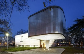 Renovation and extension of the MADmuseum in Liege