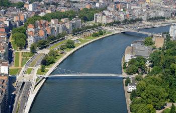 Quais de Meuse à Liège