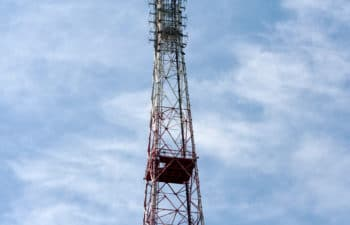 RTBF transmission towers