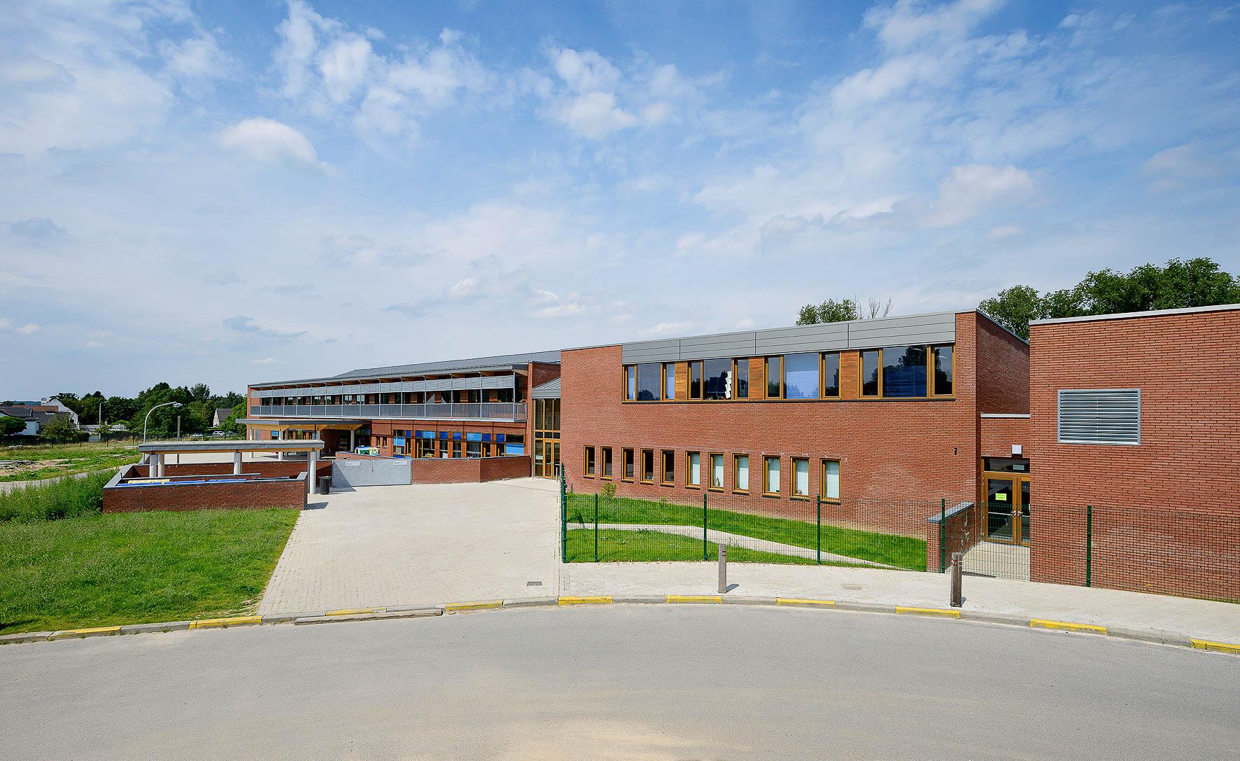 Bureau greisch École maternelle et primaire de genval