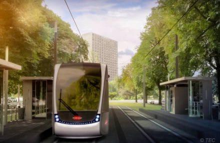 Trois candidats pour le tram de Liège