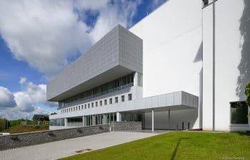 Perex traffic management centre in Daussoulx