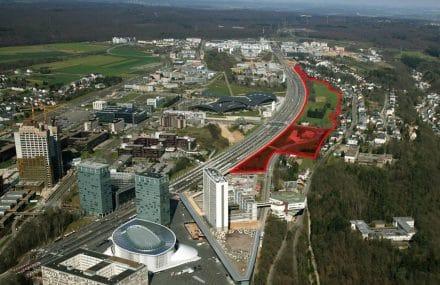 Kirchberg fund – development of innovative concepts