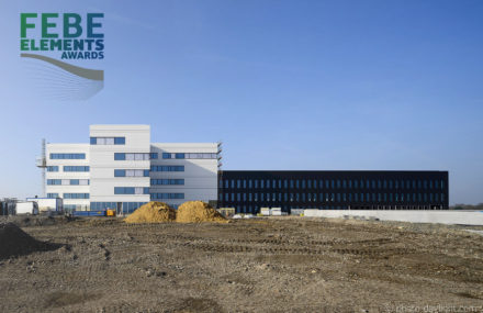 FEBE element awards for the MontLégia hospital complex