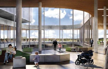 VIVALIA 2025 – ziekenhuiscomplex Complexe Hospitalier Régional Centre Sud
