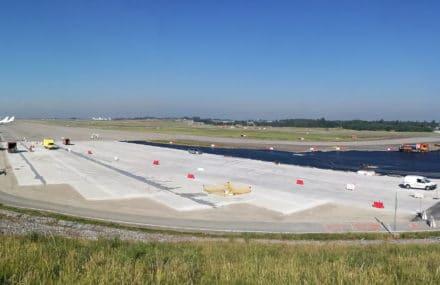 Liège : création de 3 nouveaux postes de stationnement pour avions