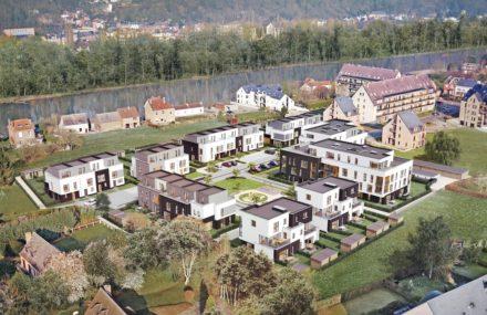 Prix du public Green City Belgique pour l'Eco-Quartier de Jambes
