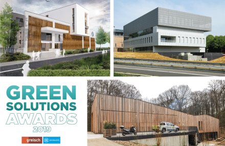 Green Solutions Awards 2019: drie winnende projecten!