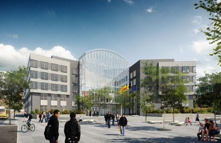 Nouveau palais de justice à Namur : accord pour la réalisation