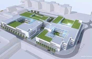 LEGIAPARK – complexe destiné aux biotechnologies