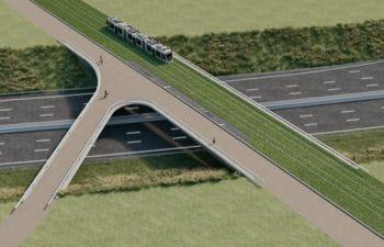 Pont «Y» OA583 – Gasperich