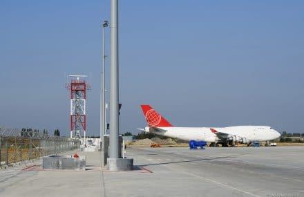 Extension de la zone de fret nord à l'aéroport de Liège-Bierset